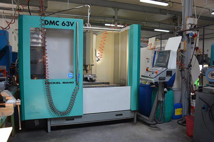 dmg centro di lavoro cnc 2